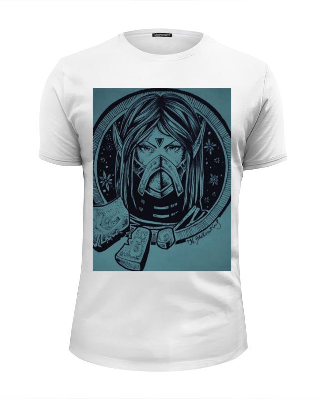 Футболка Wearcraft Premium Slim Fit Printio Dota 2 templar assassin детская футболка классическая унисекс printio dota 2 templar assassin