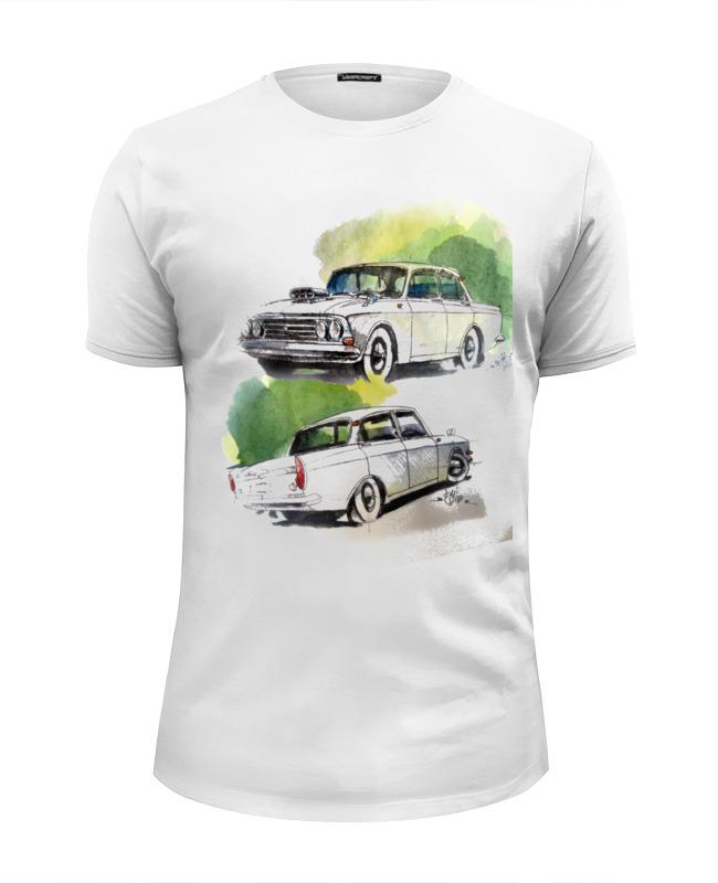 Printio Москвич 408 от михаила доманова футболка wearcraft premium printio москвич 408