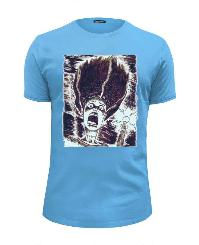 Футболка Wearcraft Premium Slim Fit Printio Art horror футболка wearcraft premium printio the horror project