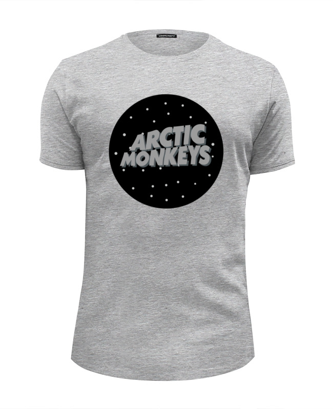 Футболка Wearcraft Premium Slim Fit Printio Arctic monkeys футболка arctic monkeys
