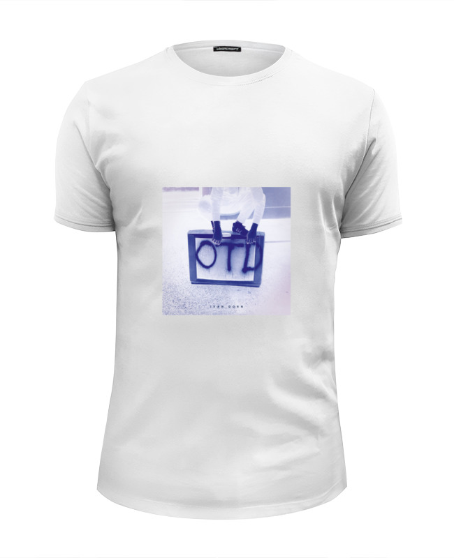 Футболка Wearcraft Premium Slim Fit Printio Otd - ivan dorn футболка классическая printio otd ivan dorn