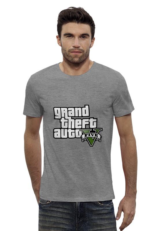 Футболка Wearcraft Premium Slim Fit Printio Grand theft auto 5 футболка классическая printio grand theft auto 5