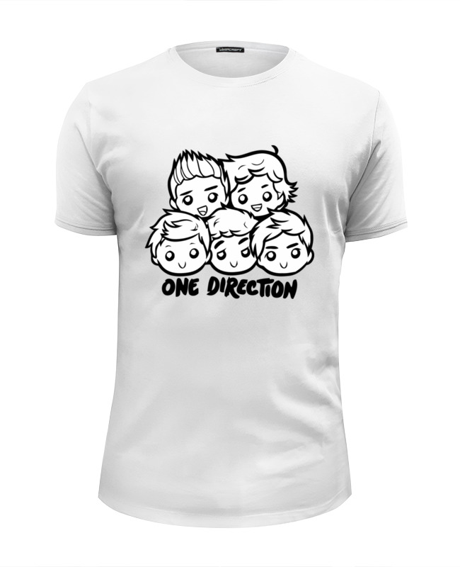 Футболка Wearcraft Premium Slim Fit Printio One direction футболка wearcraft premium printio one direction page 9 page 5