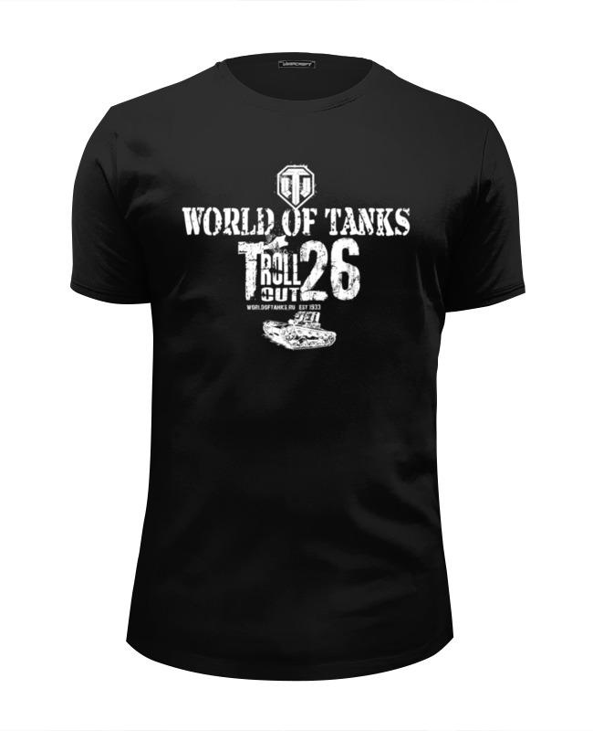 Футболка Wearcraft Premium Slim Fit Printio World of tanks (t-26) футболка wearcraft premium printio world of tanks t 26
