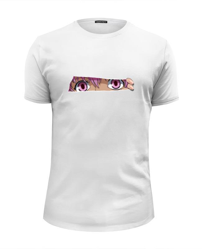 Футболка Wearcraft Premium Slim Fit Printio Anime eyes