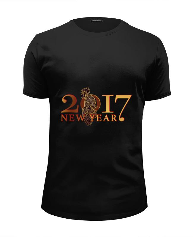 Фото - Футболка Wearcraft Premium Slim Fit Printio Новый год 2017 худи print bar новый год 2017