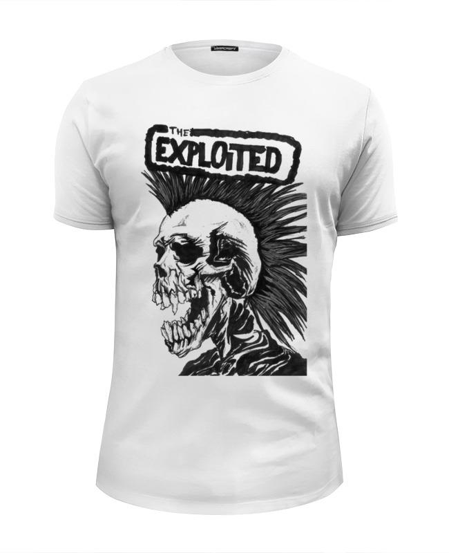 Футболка Wearcraft Premium Slim Fit Printio The exploited футболка wearcraft premium slim fit printio the rasmus