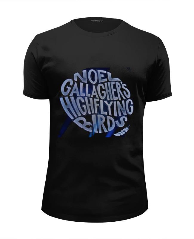 Футболка Wearcraft Premium Slim Fit Printio Noel gallagher's high flying birds футболка wearcraft premium slim fit printio oasis