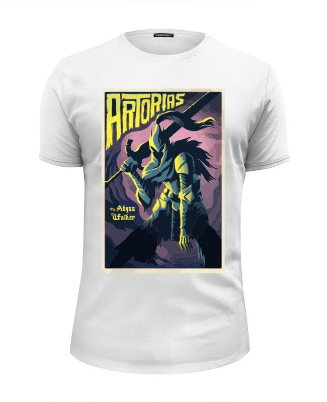 Футболка Wearcraft Premium Slim Fit Printio Artorias футболка wearcraft premium printio artorias