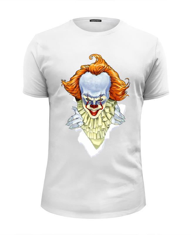 Printio Pennywise футболка wearcraft premium slim fit printio автомобиль