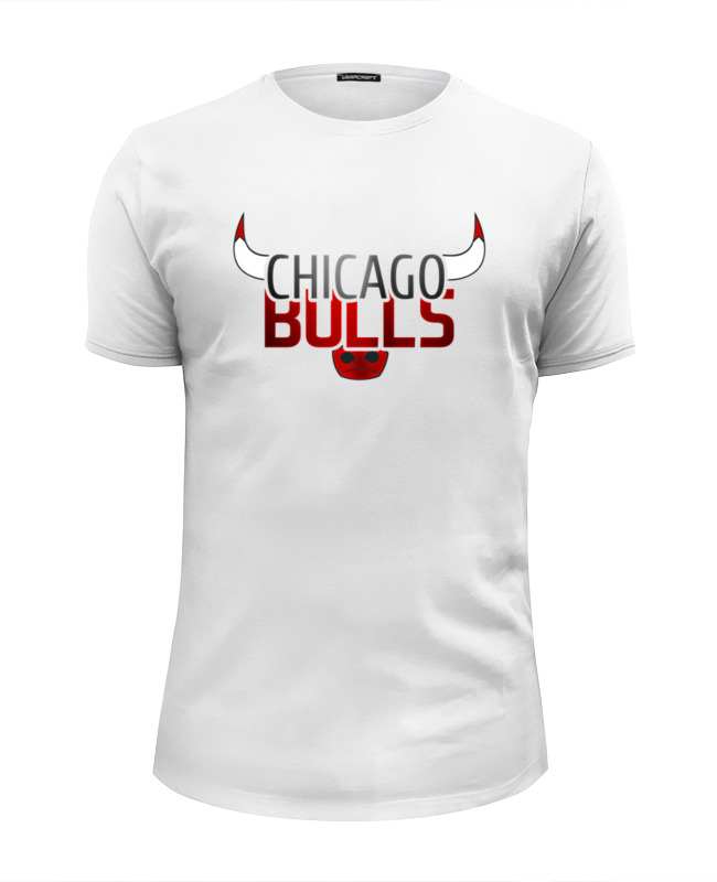 Printio Chicago bulls футболка nba