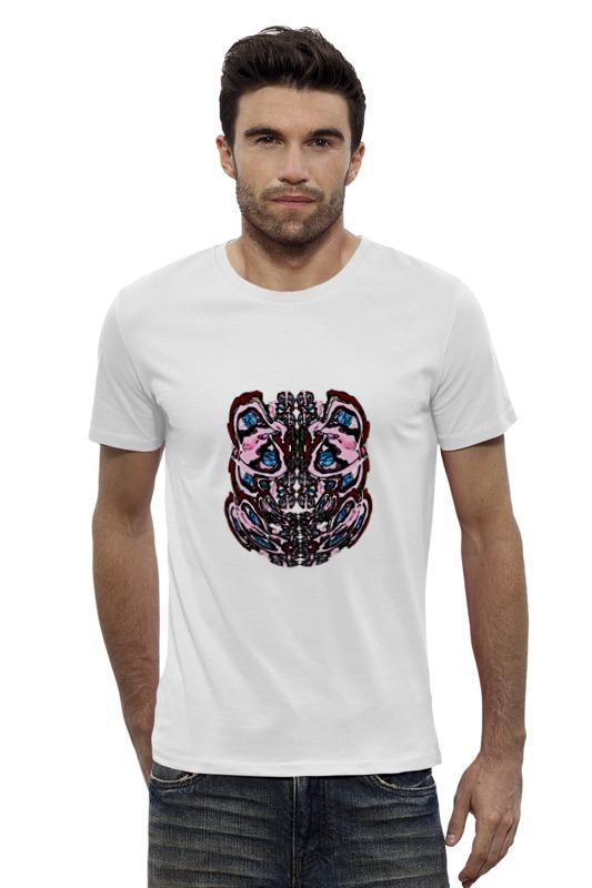 Футболка Wearcraft Premium Slim Fit Printio Dead bear футболка стрэйч printio dead teddy bear
