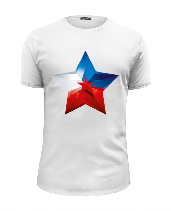 Printio Звезда россии футболка wearcraft premium slim fit printio звезда давида