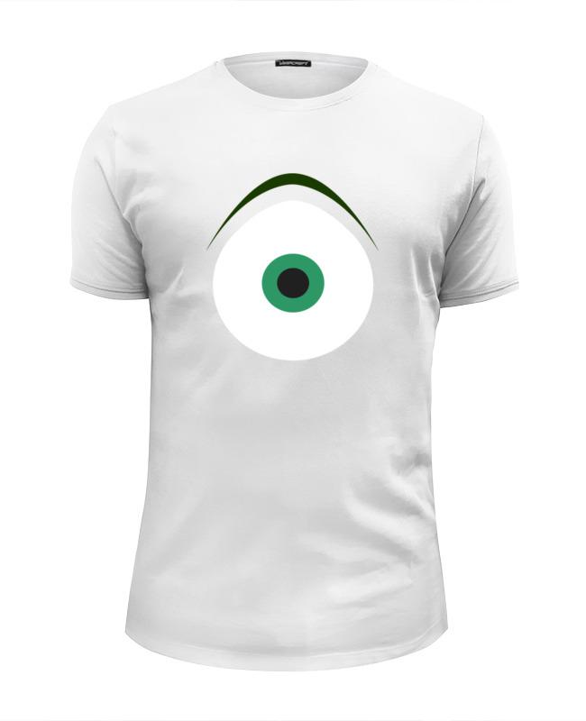 Printio Майк вазовский (корпорация монстров) футболка wearcraft premium slim fit printio корпорация монстров monsters inc