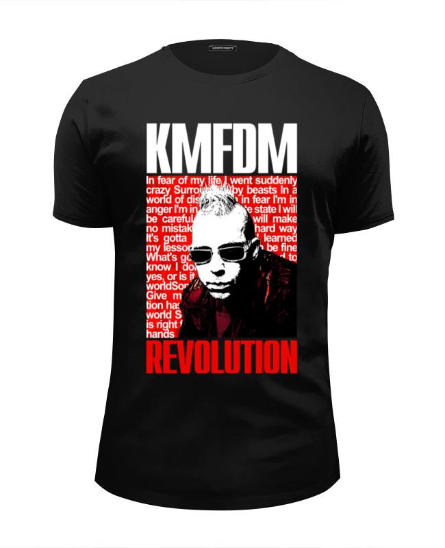 цена на Printio Kmfdm revolution sascha konietzko