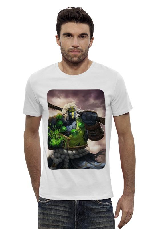 Футболка Wearcraft Premium Slim Fit Printio Dota 2 earthspirit футболка wearcraft premium slim fit printio saints row 2 blak