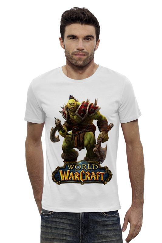 Футболка Wearcraft Premium Slim Fit Printio World of warcraft футболка wearcraft premium printio sadhus of india