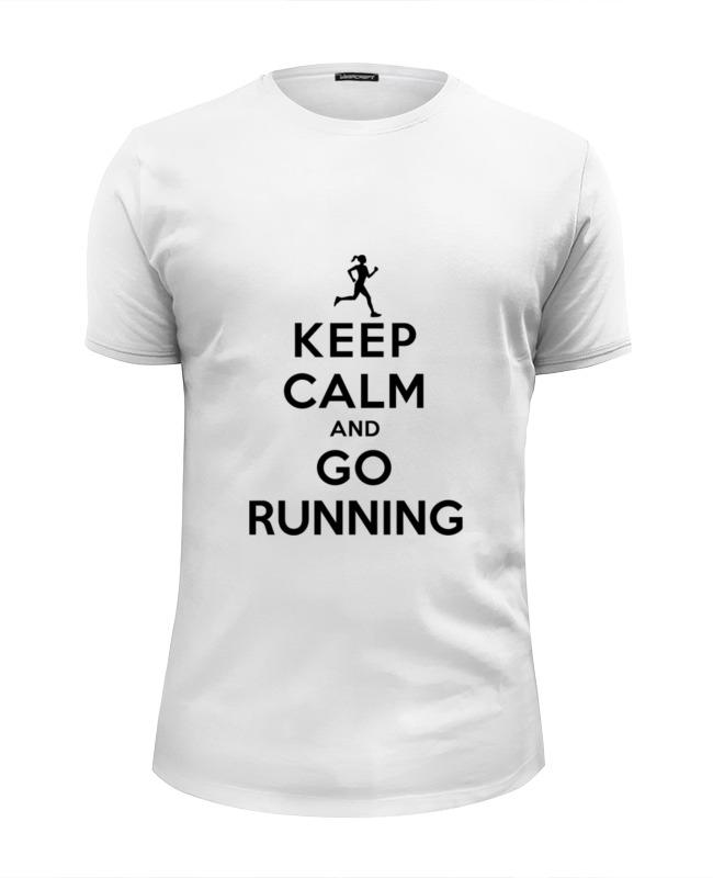 Printio Иди бегай! футболка wearcraft premium slim fit printio мир огромен иди и исследуй его