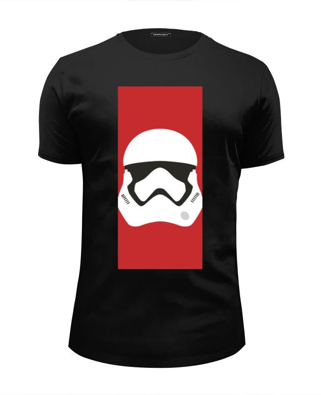 Printio Star wars stormrooper/звездные войны штурмовик футболка wearcraft premium slim fit printio star wars звездные войны последние джедаи