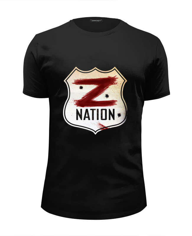 Printio Z nation толстовка wearcraft premium унисекс printio z nation