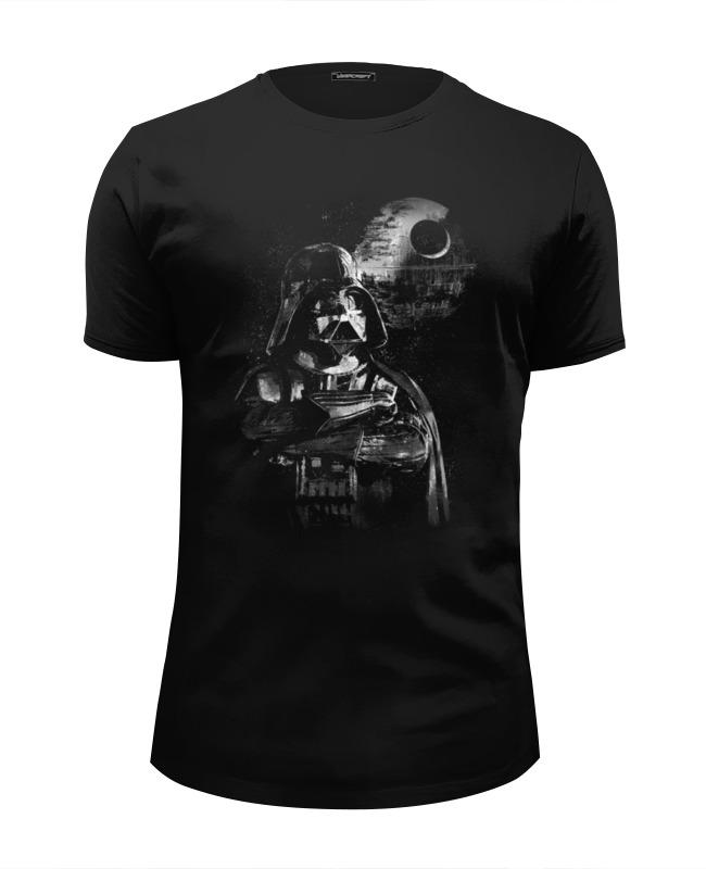 Футболка Wearcraft Premium Slim Fit Printio Дарт вейдер футболка wearcraft premium slim fit printio дарт вейдер уже не тот