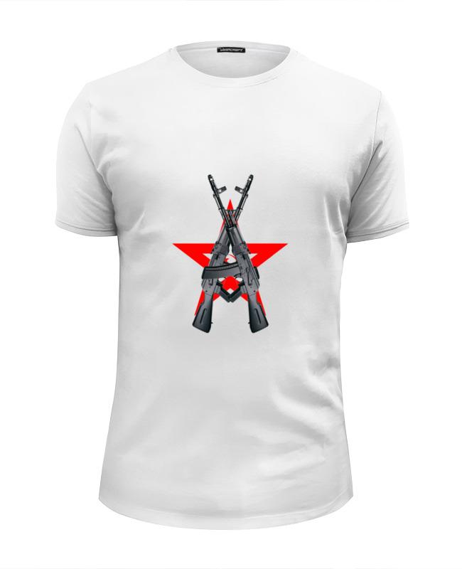 Футболка Wearcraft Premium Slim Fit Printio Redstar ak аксессуары для фотостудий redstar dhl 6 12 s 100 steadycam steadicam
