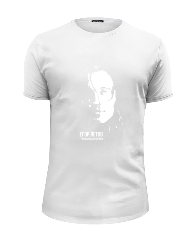Футболка Wearcraft Premium Slim Fit Printio Гражданская оборона футболка wearcraft premium slim fit printio тону
