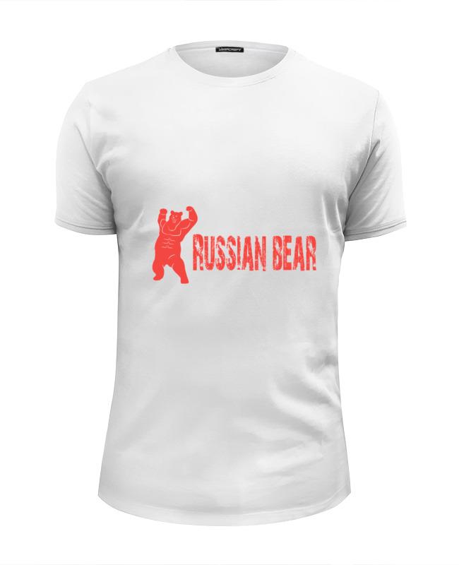 лучшая цена Printio Russian bear