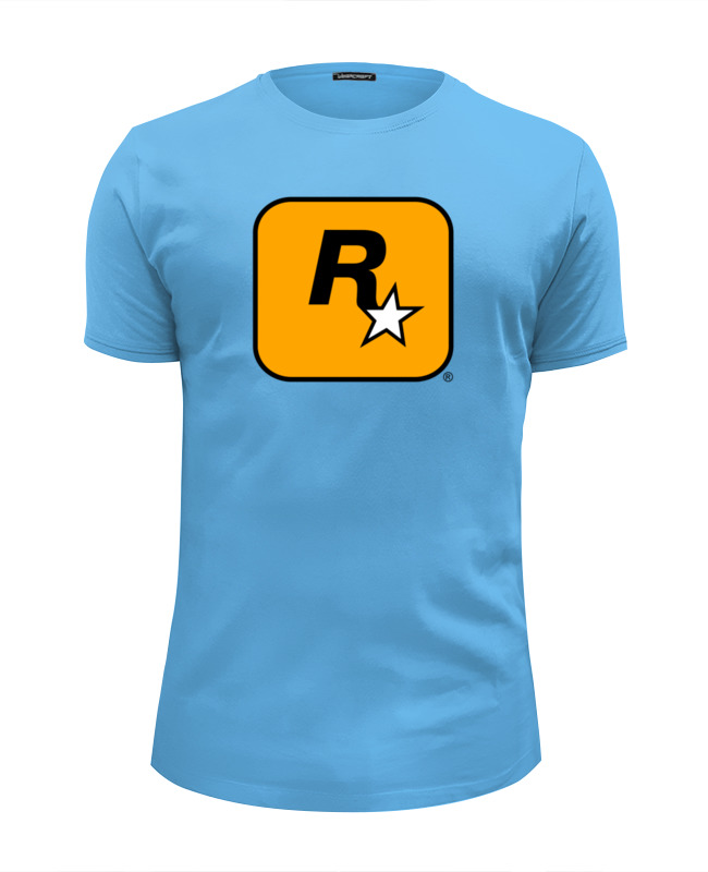 Футболка Wearcraft Premium Slim Fit Printio Rockstar games футболка wearcraft premium slim fit printio rockstar light blue