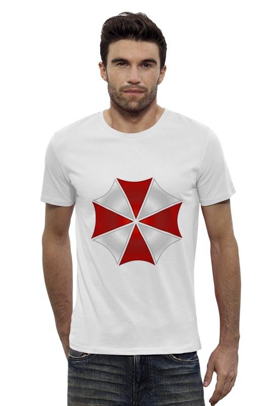 Футболка Wearcraft Premium Slim Fit Printio Umbrella corporation