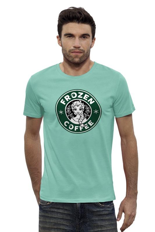Футболка Wearcraft Premium Slim Fit Printio Frozen coffee футболка wearcraft premium slim fit printio холодное сердце frozen