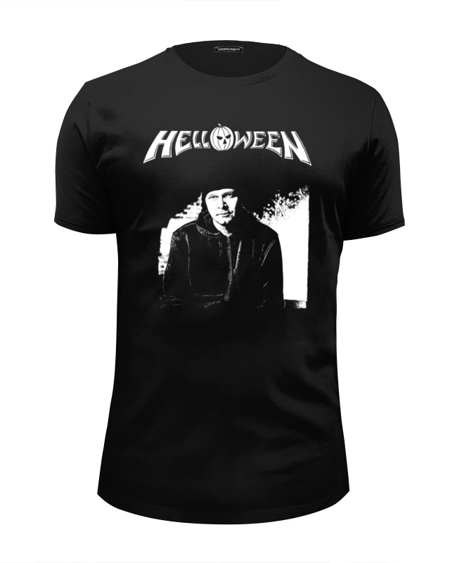 Футболка Wearcraft Premium Slim Fit Printio helloween ( michael kiske )