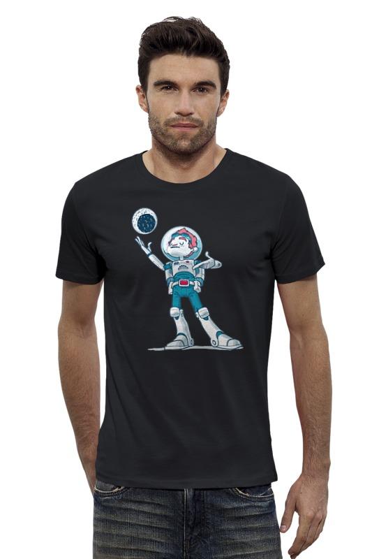 Футболка Wearcraft Premium Slim Fit Printio Astroboy / астронавт niyobo 2018 new arrive men travel bags large capacity waterproof nylon women luggage hand duffle bag business travel bags