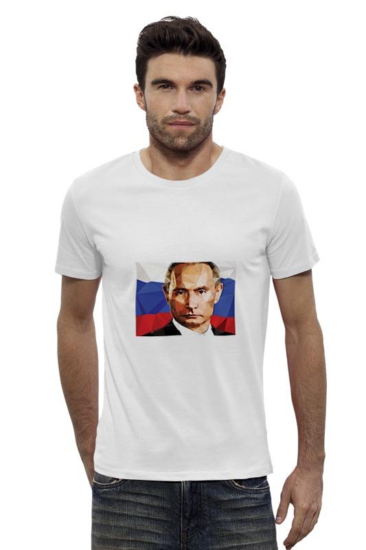 Футболка Wearcraft Premium Slim Fit Printio Для патриотов росcии футболка wearcraft premium slim fit printio для патриотов росcии