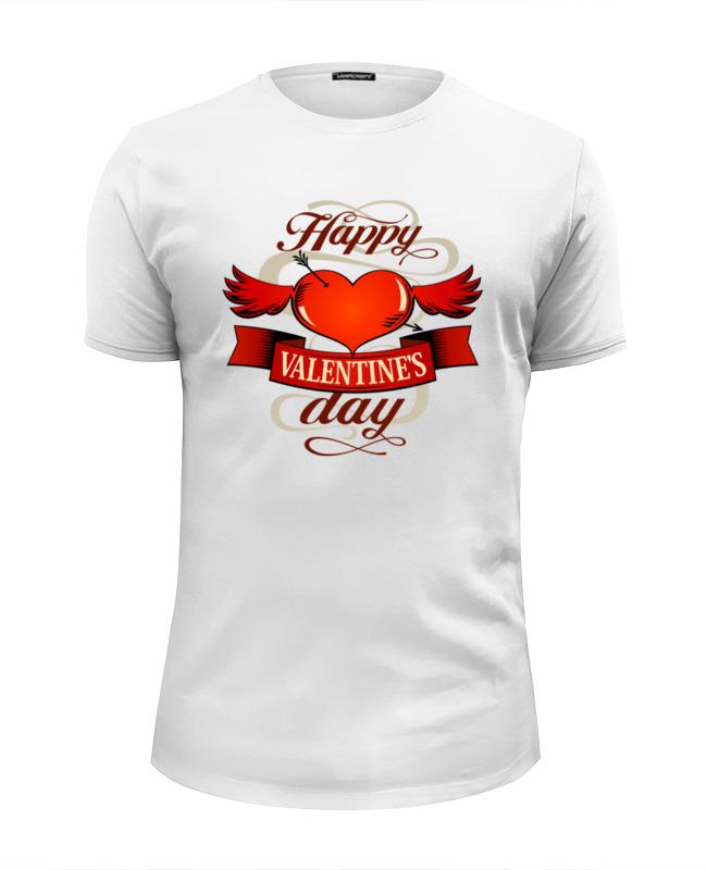 Printio Happy valentnine's day футболка wearcraft premium slim fit printio happy valentines day