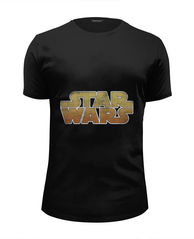 Футболка Wearcraft Premium Slim Fit Printio Star wars футболка wearcraft premium slim fit printio star wars akira ray s speeder спидер рэй