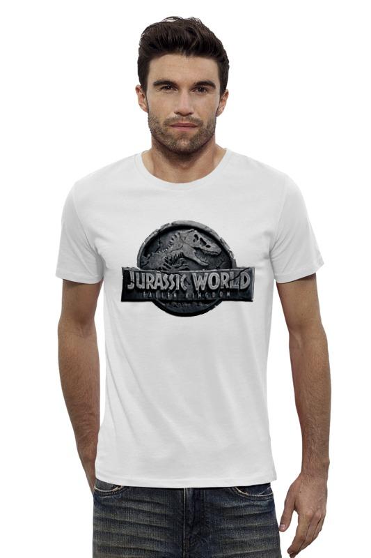 Футболка Wearcraft Premium Slim Fit Printio Мир юрского периода / jurassic world футболка wearcraft premium slim fit printio мир юрского периода