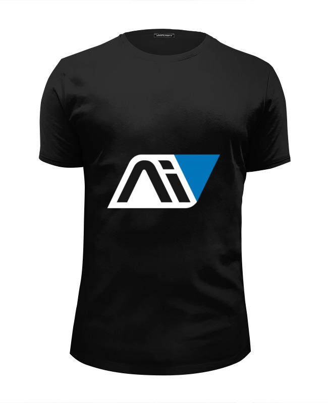Футболка Wearcraft Premium Slim Fit Printio Mass effect andromeda футболка wearcraft premium slim fit printio mass effect andromeda