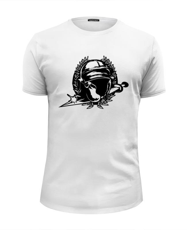 Футболка Wearcraft Premium Slim Fit Printio Roman empire футболка wearcraft premium slim fit printio empire time