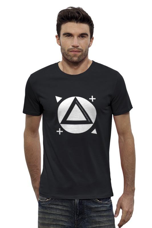Футболка Wearcraft Premium Slim Fit Printio Tracker t-shirt футболка converse футболка t shirt