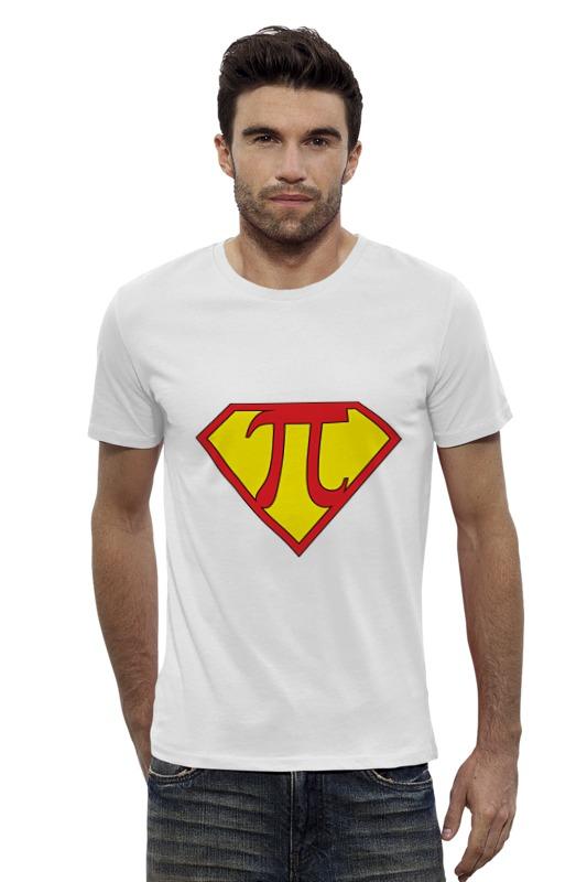 Футболка Wearcraft Premium Slim Fit Printio Супер пи мен футболка wearcraft premium slim fit printio батрос хи мен