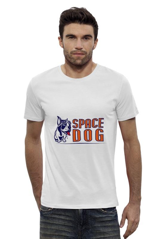 Футболка Wearcraft Premium Slim Fit Printio Space dog футболка wearcraft premium slim fit printio gta 5 dog