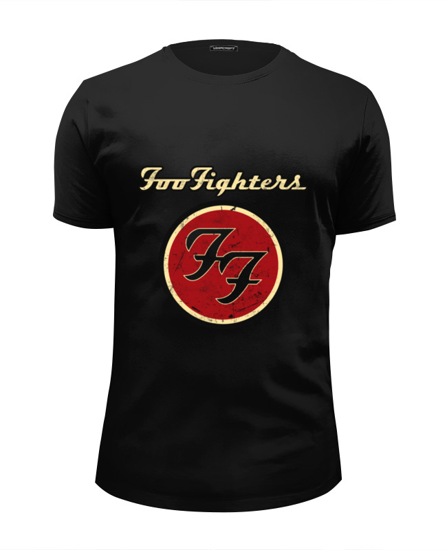 Printio Foo fighters футболка wearcraft premium slim fit printio foo fighters