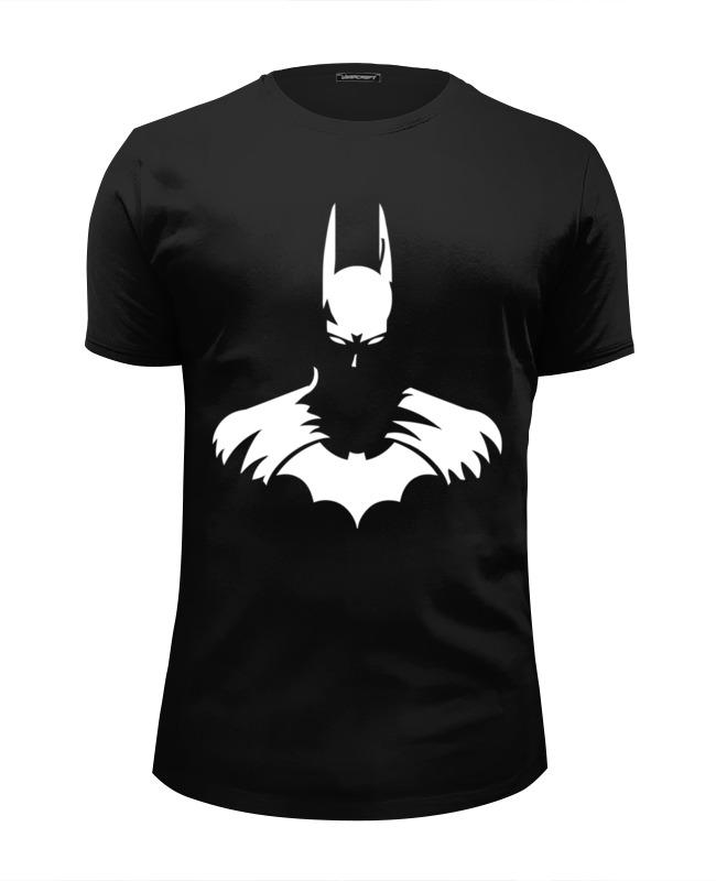 Printio Бэтмен (batman) футболка wearcraft premium slim fit printio бэтмен зомби batman zombie