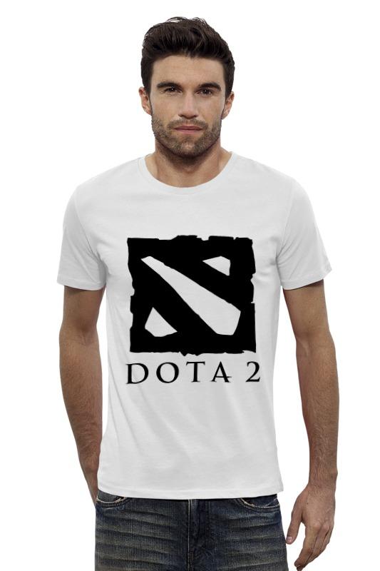 Футболка Wearcraft Premium Slim Fit Printio Dota 2 (дота 2) футболка классическая printio dota 2 дота 2