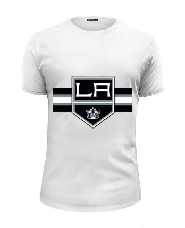 Футболка Wearcraft Premium Slim Fit Printio Los angeles kings лонгслив printio los angeles kings nhl usa