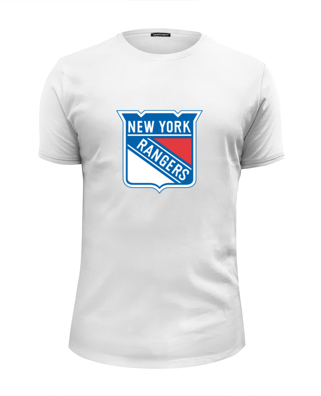 Футболка Wearcraft Premium Slim Fit Printio New york rangers футболка wearcraft premium printio new york rangers nhl usa