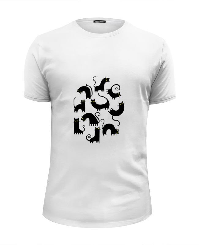 Printio Кошки 3 футболка wearcraft premium slim fit printio милые кошки