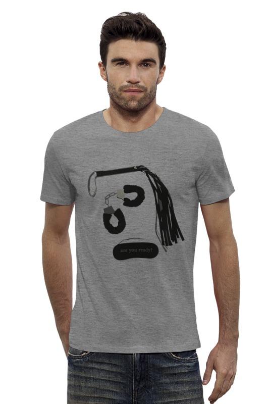 Футболка Wearcraft Premium Slim Fit Printio 50 оттенков серого (fifty shades of grey) fifty shades darker