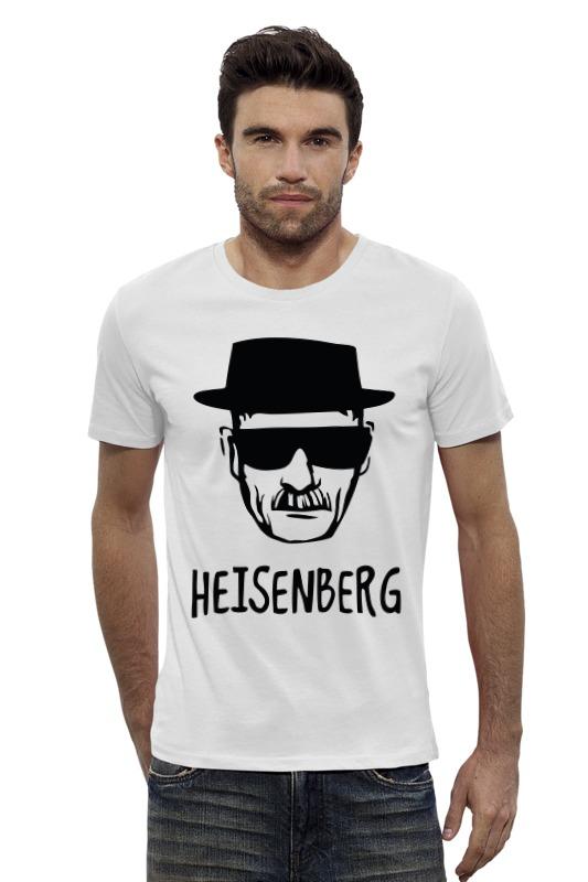 Футболка Wearcraft Premium Slim Fit Printio Heisenberg футболка wearcraft premium slim fit printio vampire